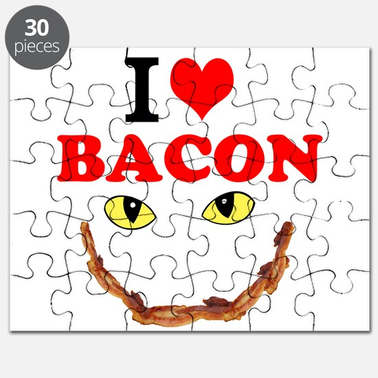 I Love Bacon Puzzle