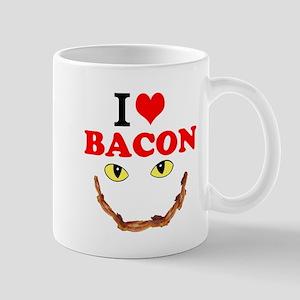 I Love Bacon Mugs