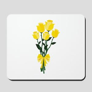 Yellow Roses Mousepad
