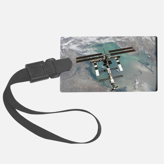 Space Station Luggage Tag