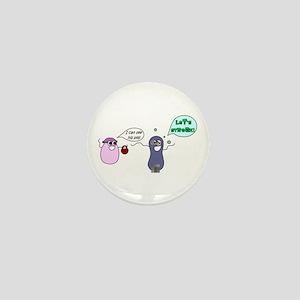 Let's Streak! Mini Button