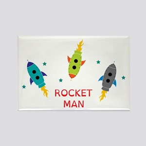 ROCKET MAN Magnets