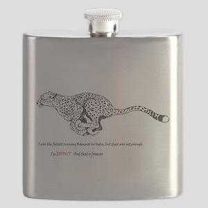 Tears Of the cheetah Flask