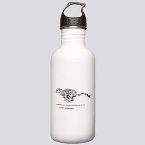 Tears Of the cheetah Sports Water Bottle