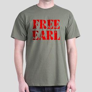 FREE EARL Dark T-Shirt