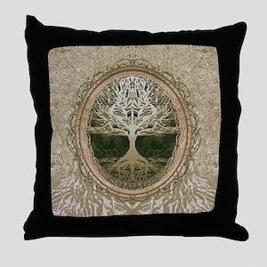 Peaceful Retreat Throw Pillow