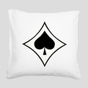 jg53 Square Canvas Pillow