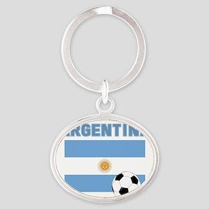 Argentina soccer Keychains