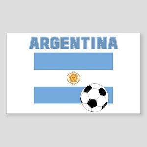 Argentina soccer Sticker