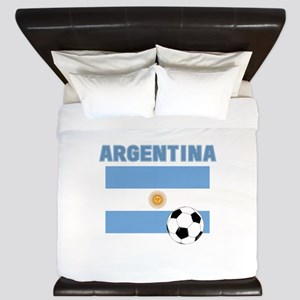 Argentina soccer King Duvet
