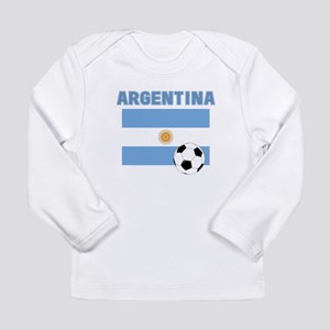 Argentina soccer Long Sleeve T-Shirt