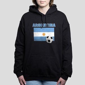 Argentina soccer Women's Hooded Sweatshirt