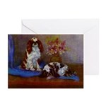 Cavalier King Charles Sp Greeting Cards (Pk of 20)