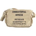 Badass CO Messenger Bag
