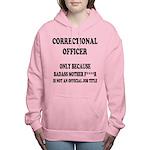 Badass CO Women's Hooded Sweatshirt