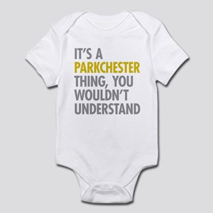 Parkchester Bronx NY Thing Infant Bodysuit