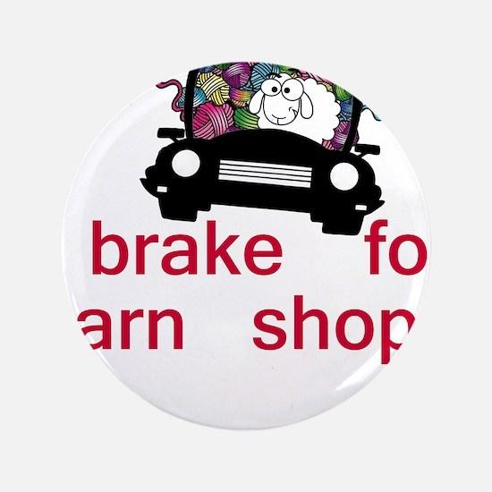 """Brake for yarn shops 3.5"""" Button"""