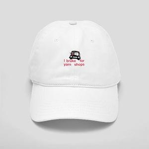 Brake for yarn shops Cap