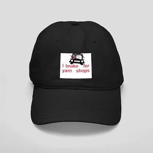 Brake for yarn shops Black Cap