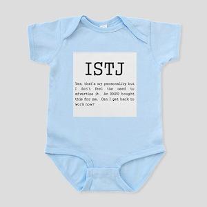 ISTJ Infant Bodysuit