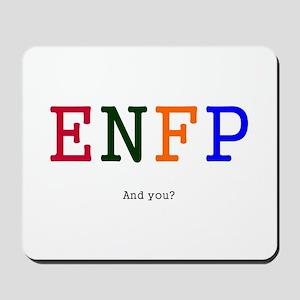 ENFP Mousepad