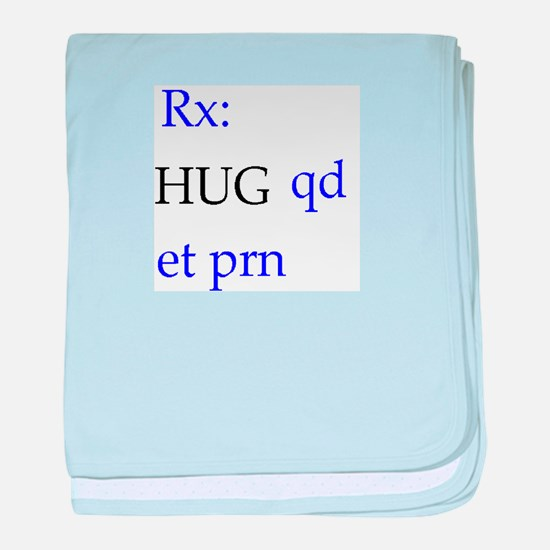 hug.bmp baby blanket