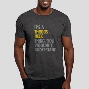 Throngs Neck Bronx NY Thing Dark T-Shirt