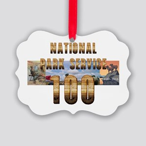 ABH NPS 100th Anniversary Picture Ornament