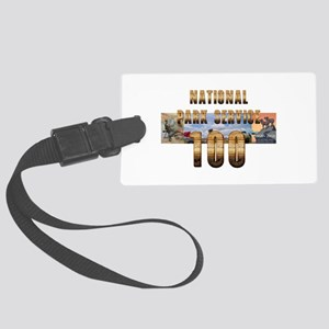 ABH NPS 100th Anniversary Large Luggage Tag