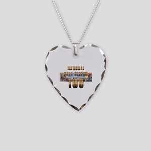 ABH NPS 100th Anniversary Necklace Heart Charm