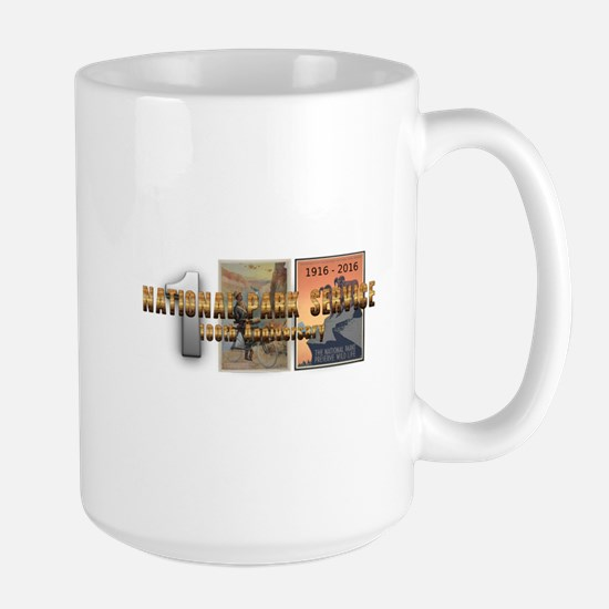 ABH NPS 100th Anniversary Large Mug