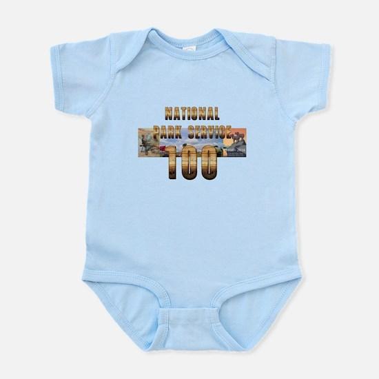 ABH NPS 100th Anniversary Infant Bodysuit