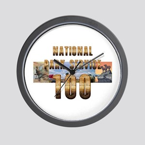 ABH NPS 100th Anniversary Wall Clock