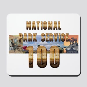 ABH NPS 100th Anniversary Mousepad