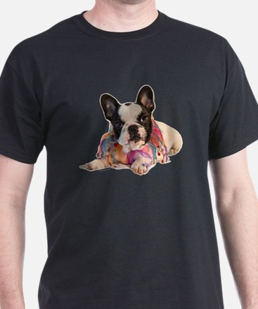 FrenchBulldogPupPied T-Shirt