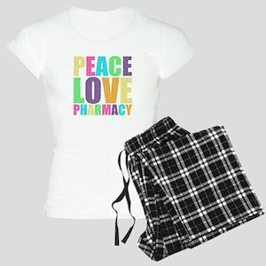 Peace Love Pharmacy Women's Light Pajamas