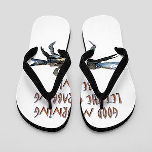crabB Flip Flops