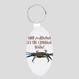 crabB Keychains