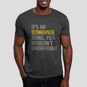 Eltingville NY Thing Dark T-Shirt