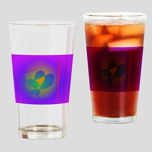 Bashful Drinking Glass