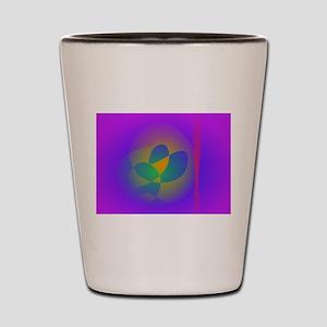 Bashful Shot Glass