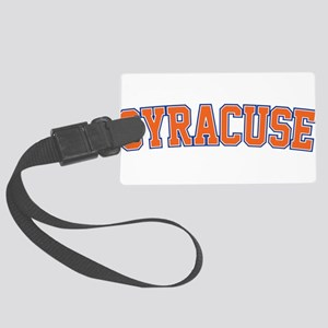 Syracuse - Jersey Luggage Tag