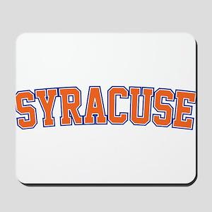 Syracuse - Jersey Mousepad