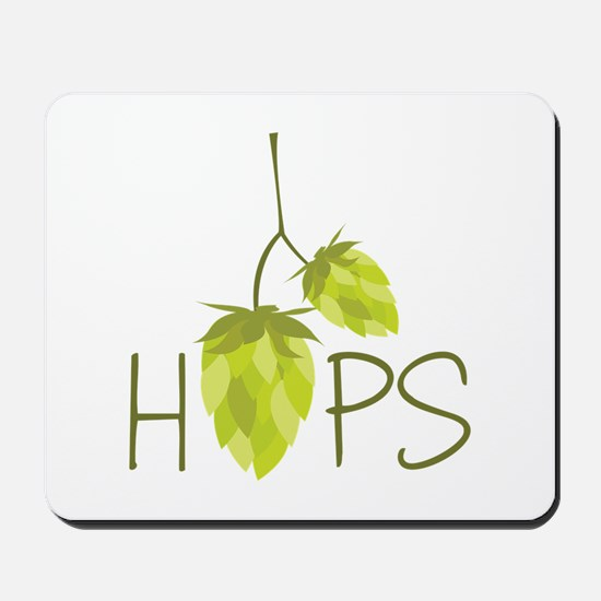 Hops Mousepad