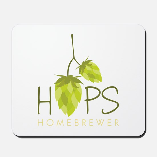 Homebrewer Mousepad