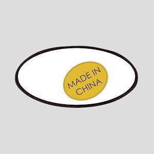 Madeinchina Patches