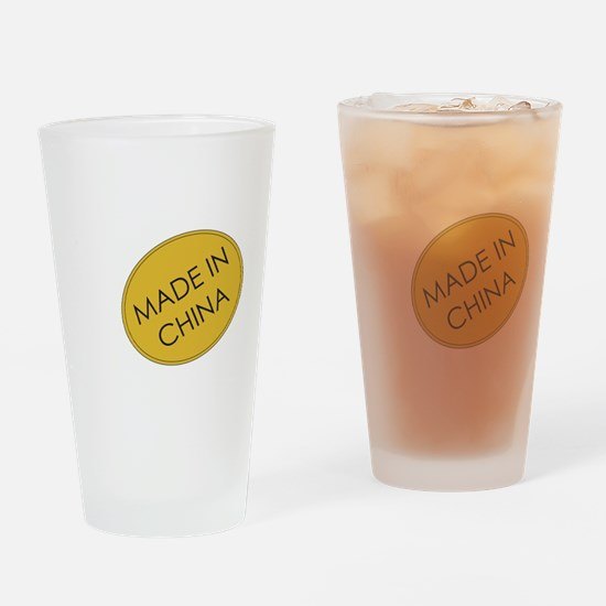 MadeInChina.png Drinking Glass