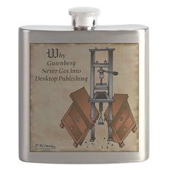 Gutenberg's Desktop Publishing Flask