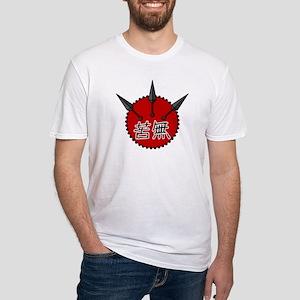 Kunai Kanji Fitted T-Shirt