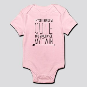 Twin Girls Baby Clothes   Accessories - CafePress ab65cc0aa